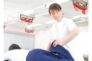 「体験入学」開催/理学療法士、鍼灸マッサージをめざそう!
