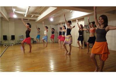 【渋谷駅からすぐ】 タヒチアンダンススタジオ モエヘレ♪
