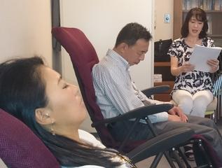 ヒプノセラピー入門体験2時間講座 ~リラクゼーション催眠で癒し体験~