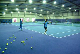 快適インドアテニススクール フリーレッスンコース
