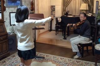 数回のレッスンで貴方のバイオリンが感動的に変わります