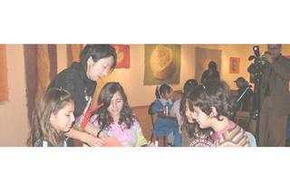 造形スタジオ・バル&nbsp豊島区 池袋 陶芸、工作、絵画、油絵教室