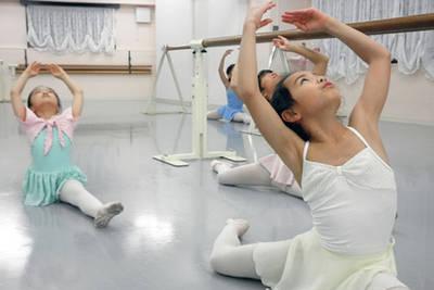 こどもクラシックバレエ (6才〜) @御茶ノ水
