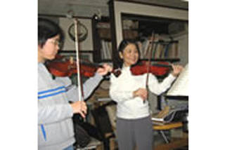 【富士見台駅】ヴァイオリン、ヴィオラ個人レッスン