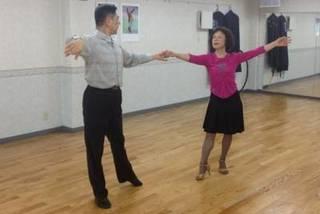 ボールルームダンス(社交ダンス)