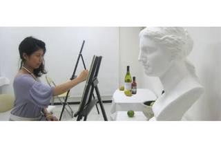 デッサン、油絵、水彩画、パステル画、アクリル画を学ぶ!