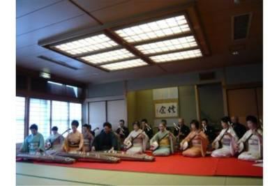 藤井泰和のおこと三味線教室