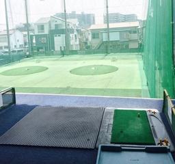 加藤農園ゴルフリンクス&nbsp環状8号線すぐ駐車場完備 屋外練習 朝6時30分から21時