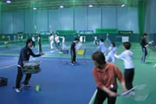 初級テニスクラス