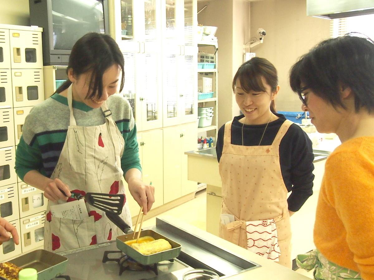 出張料理教室めざめ