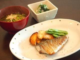 【出張】体にやさしい料理をご自宅でマンツーマンレッスン♪《単発》