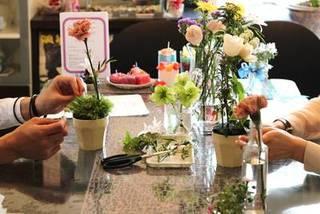 花と香りのフラワーセラピー体験