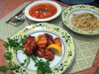 お料理の基礎からおもてなしまでを、身近な食材でレッスン♪