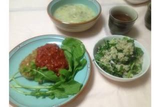 玄米家庭料理・ヘルシースィーツクラス