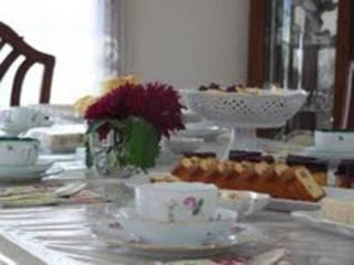 お菓子と紅茶のレッスン