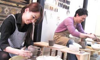 【陶芸】1日体験教室♪ウエディングで贈るコース!