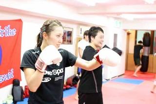 【月火水木19時〜】ファイティングフィットネス♪キックボクシング♪