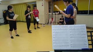 歌・演技・ダンスが学べるミュージカルクラス
