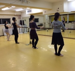 大人のバレエ入門クラス