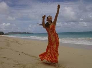 志木で楽しく フラダンスを!タヒチアンダンスもあります