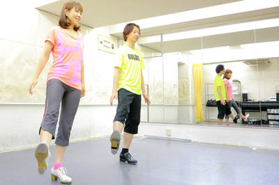 タップダンススクールK 個人指導からはじまるレッスン♪