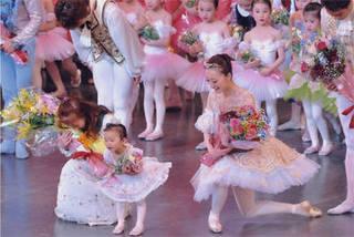 【大田区新蒲田】 小さなお子様連れでもOK 初めての大人バレエ