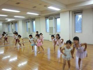 春日部、八木崎にあるバレエ教室児童B(土曜日)