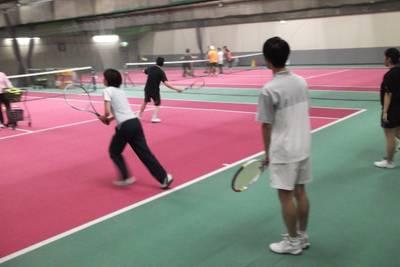 三恵インドアテニススクール赤羽