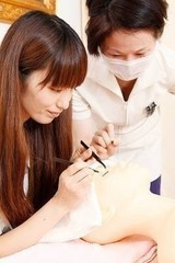 まつ毛エクステの全技術を習得できる1DAY4時間コース 40,000円