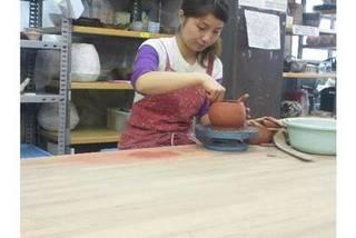 はじめての陶芸体験 12回基礎コース・一日体験教室