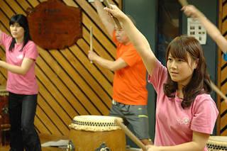 木曜(昼)心も体もすっきり、思いきり打って和太鼓を楽しむ♪とにかく体験してみよう【初級クラス:北区】