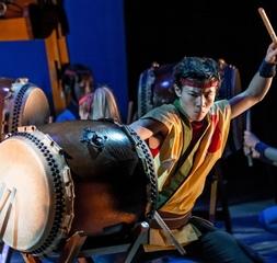 ジュニアクラス新規開講!エネルギッシュで躍動感あふれる和太鼓のパフォーマンス!水曜・夕方・北区