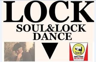 【金曜】キッズロックダンスをはじめよう! SOUL&LOCK