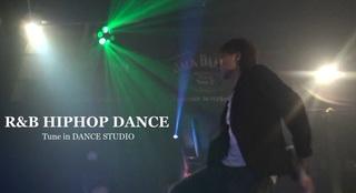【体験レッスン】R&B HIPHOP DANCE(火曜21時)