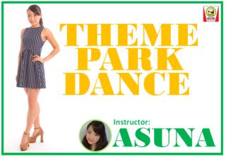 【土曜16時半】テーマパークダンス入門クラス