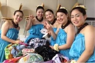 ☆無料体験開催中☆楽しくフラダンスを踊ってみませんか?