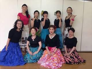 Aloha Lani Hula Studio&nbsp世田谷区・豪徳寺校 はじめてのフラダンス教室 世田谷区