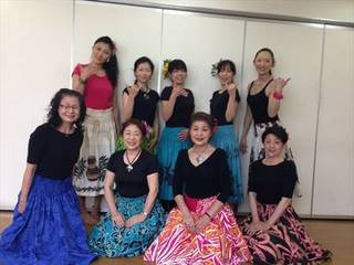 Aloha Lani Hula Studio&nbsp狛江校 はじめてのフラダンス教室 小田急線