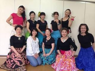 水曜夜、開設しました【入会金なし】豪徳寺 初めてのフラダンス