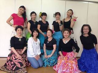 【入会金なし】 狛江で安心して始められる初めてのフラダンス