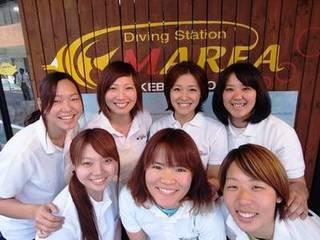 ダイビングスクール マレア東京店