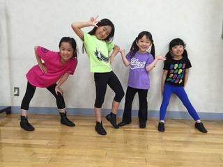 ≪4歳~小3クラス≫こどもジャズダンス 未経験からでも大丈夫!キッズ専門クラス @自由が丘教室