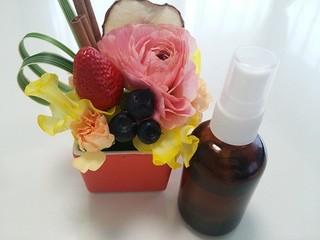 「花粉症対策スプレー作り」1dayレッスン