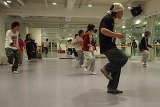 【HOUSE】ダンスが苦手な方でも踊れるようになる!! ※グースクール限定価格 体験レッスン¥500