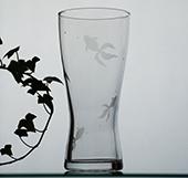 ビール大好き☆素敵なビアグラスを作ろう♪2時間3000円♪ガラス工芸体験♪市ヶ谷/四谷/麹町駅すぐ♪