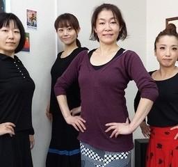 HATAEフラメンコ教室&nbsp【中野・柿生スタジオ】初心者歓迎☆★