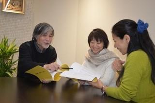 【シナリオクラブ】俳優と台本を読んで、魅力的な話し方を学ぼう!