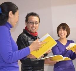 シナリオクラブ&nbsp現役の俳優と台本を読み合わせるカルチャー教室