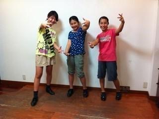 【世田谷区明大前】 小中学生初めてのタップダンス