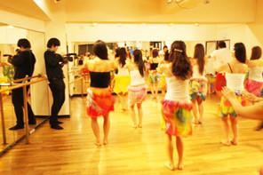 【恵比寿・21時からOK】タヒチアンダンスで理想の美ボディ☆